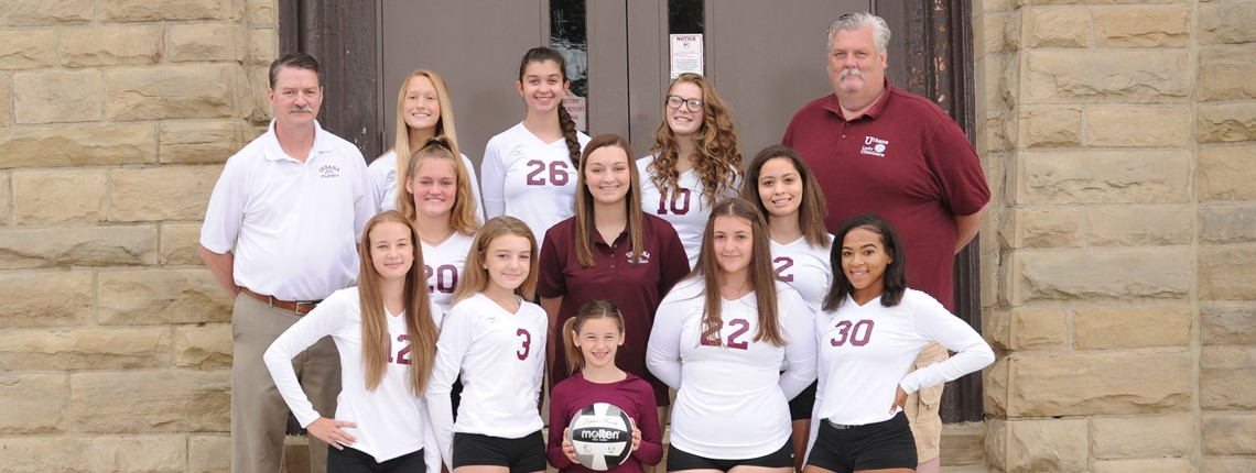 HS JV Volleyball