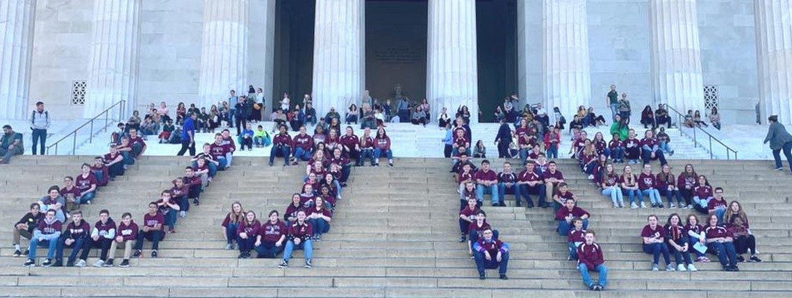 8th@LincolnMemorial