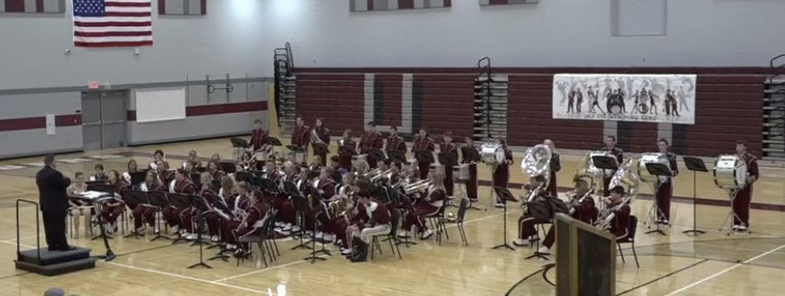 HS-Marching Band