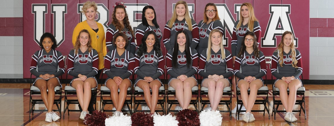 HS-Basketball Cheerleaders